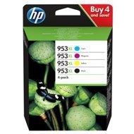 Zestaw tuszy HP 953XL C/M/Y/K