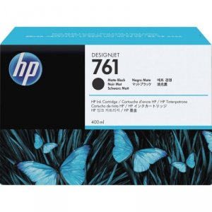 Tusz HP 761 do Designjet T7100/T7200 | 400ml | matte black