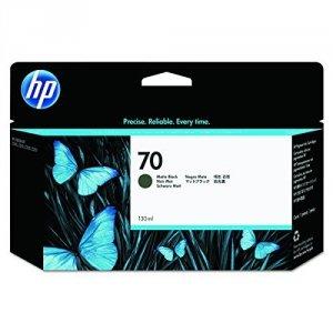 Tusz HP 70 Vivera do Designjet Z2100/3100/3200/5200 | 130 ml | matte black