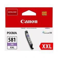 Tusz Canon CLI-581PB  XXL do  Pixma TR7550/TR8550/TS6150 | 11,7ml | cyan