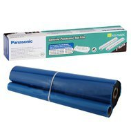Folia Panasonic do faksów KX-FP218/207 | 2 x 100 str. | black