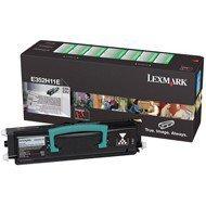 Kaseta z tonerem Lexmark do E-350/352 | zwrotny | 9 000 str. | black