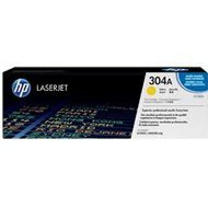 Toner HP 304A do Color LaserJet CP2025, CM2320 | 2 800 str. | yellow