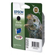 Tusz Epson  T0791  do Stylus Photo1400/1500W/P50/PX660 | 11,1ml | black
