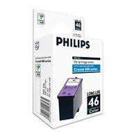 Tusz Philips do faksu Crystal 600/650/660/665/680 | 950 str. | CMY