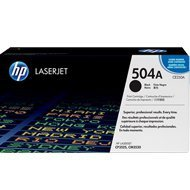 Toner HP 504A do Color LaserJet 3525/3530 | 5 000 str. | black