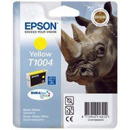 Tusz Epson T1004  do Epson Stylus Office BX6000FW SX-510W/515W | 11,1ml | yellow