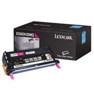 Kaseta z tonerem Lexmark do X560 | 10 000 str. | magenta