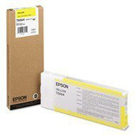 Tusz Epson T6064  do Stylus Pro 4800/4880 | 220ml |  yellow