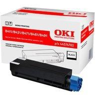 Toner Oki do B411/B431/471/461/491    3 000 str.   black