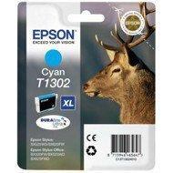 Tusz Epson T1302  do  Stylus  BX-525WD/535WD, SX620FW | 10,1ml | cyan