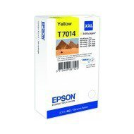 Tusz Epson  T7014  do  WP-4015DN/4095DN/4515DN/4525DNF XXL | 34,2ml | yellow