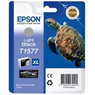 Tusz  Epson  T1577  do Stylus Photo R3000 | 25,9ml |   light black