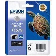 Tusz  Epson T1579  do Stylus Photo  R3000 | 25,9ml |  light light black