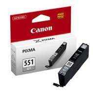 Tusz Canon  CLI551GY do  MG-6350  | 7ml |  grey