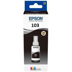 Butelka z tuszem Epson  ET103 do  L31xx | 65ml | black
