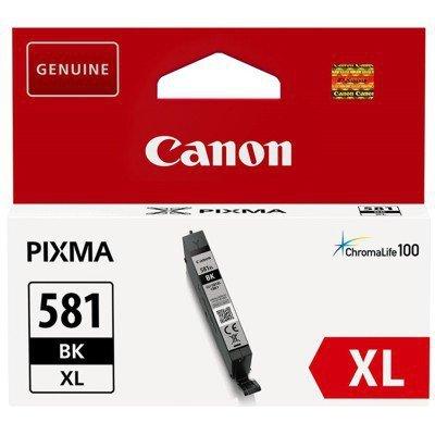 Tusz Canon CLI-581BK XL do Pixma TR7550/TR8550/TS6150   8,3ml   black