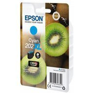 Tusz Epson  202XL do XP-6000  | 650str. | 8,5 ml |  cyan