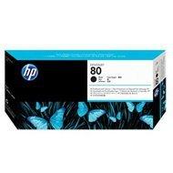 Tusz HP 80 do Designjet 1050/1055 | 350ml | black