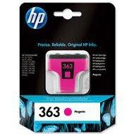 Tusz HP 363 Vivera do Photosmart 3210/3310/8250 | 400 str. | magenta