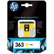 Tusz HP 363 Vivera do Photosmart 3210/3310/8250 | 400 str. | yellow