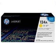 Toner HP 124A do LaserJet 1600/2600/2605, CM1015/1017 | 2 000 str. | yellow