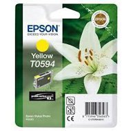 Tusz  Epson  T0594  do  Stylus Photo  R2400  | 13ml |  yellow