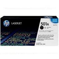 Toner HP 501A do Color LaserJet 3600/3800 | 6 000 str. | black