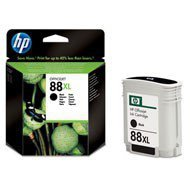 Tusz HP 88XL do Officejet Pro K5400/550/8600, L7580/7680 | 2 450 str. | black