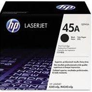 Toner HP 45A do LaserJet 4345 | 18 000 str. | black