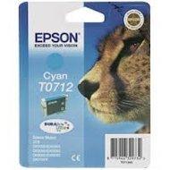 Tusz Epson  T0712  do D-78/92/120, DX4000/4050/5000/5050 | 5,5ml | cyan