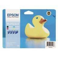 Zestaw tuszy  Epson T0556 Stylus  Photo R-240/245, RX-420/425/520 | 32ml | CMYK