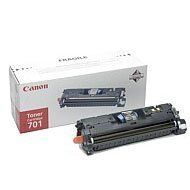 Toner Canon  EP701BK do LBP-5200, MF-8180C | 5 000 str. |   black