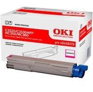 Toner Oki do C3520/3530MFP/MC350/MC360 | 2 500 str. | magenta EoL