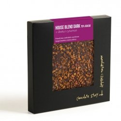 House Blend Dark 70% kakao + śliwka i cynamon