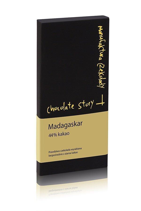 Czekolada deserowa [46% kakao Madagaskar] 50g