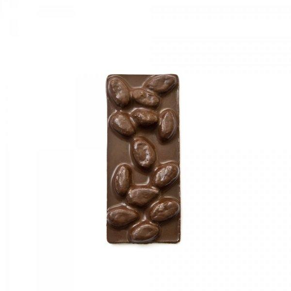 Nierafinowana czekolada do picia mleczna