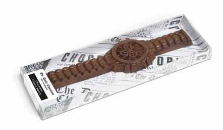 Zegarek Classic z czekolady