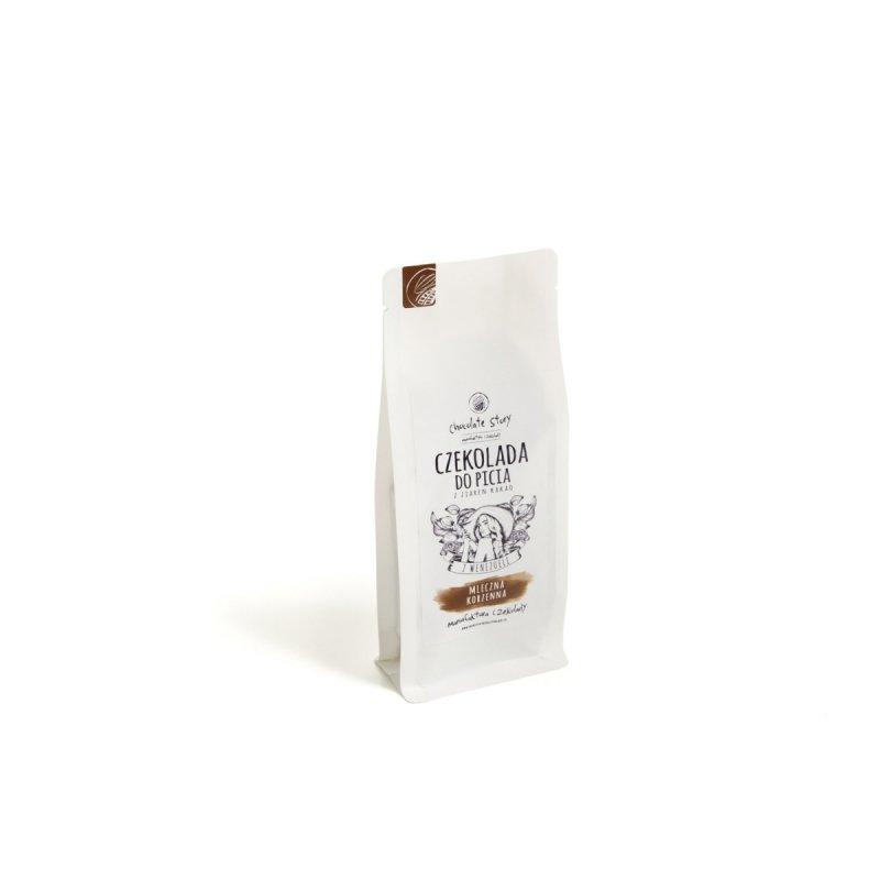Czekolada do picia z Wenezueli mleczna korzenna - 120 g