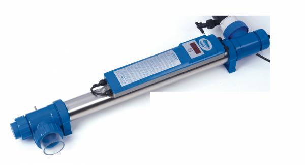 Lampa UV Blue Lagoon UV-C Timer 130