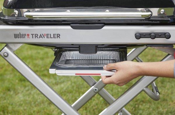 Grill gazowy Weber Traveler
