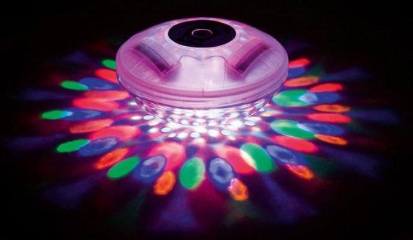 Pływająca lampa Led RGB 58419