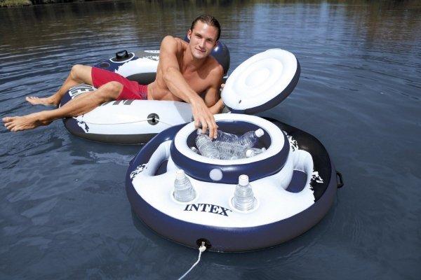 Pływający barek, lodówka INTEX 56822
