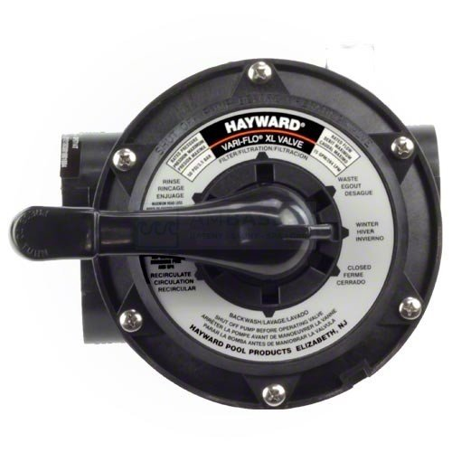Zawór 6cio drożny HAYWARD SP0714T