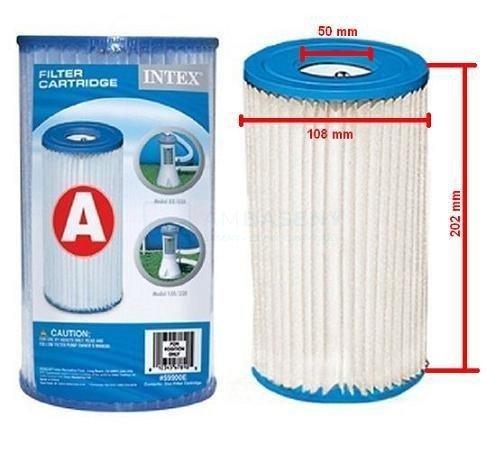 Filtr INTEX 29000 Typ A