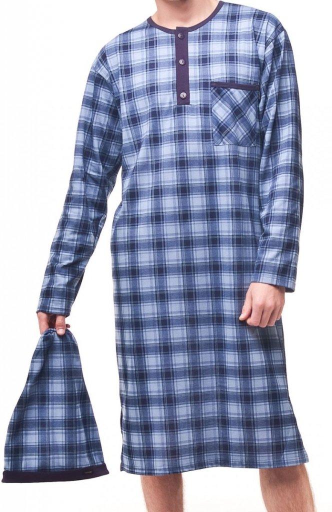 Cornette 110 koszula nocna Komplety i piżamy Męska