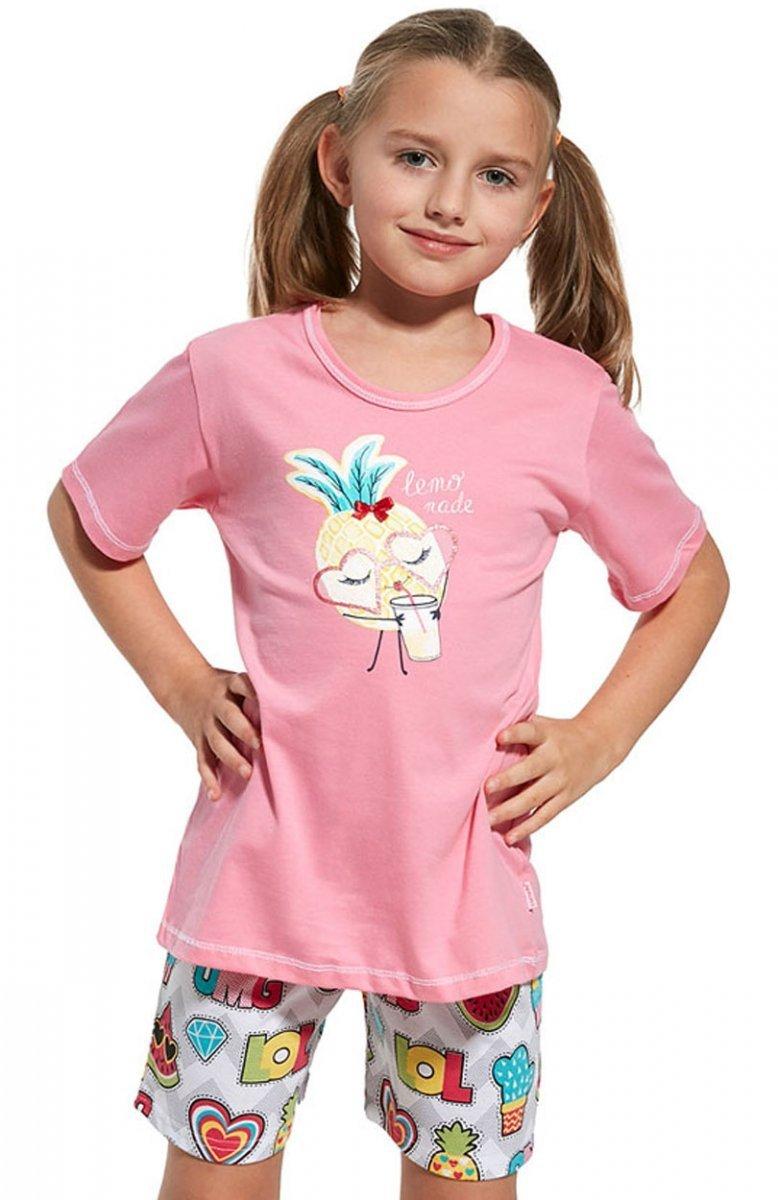 4affb6beb7cf97 Cornette Kids Girl 787/55 Lemonade piżama – Piżamy dziecięce ...