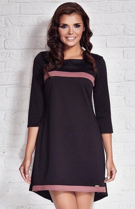 87c96c9300 Infinite You M030 sukienka czarna - Sukienki i Bluzki damskie ...