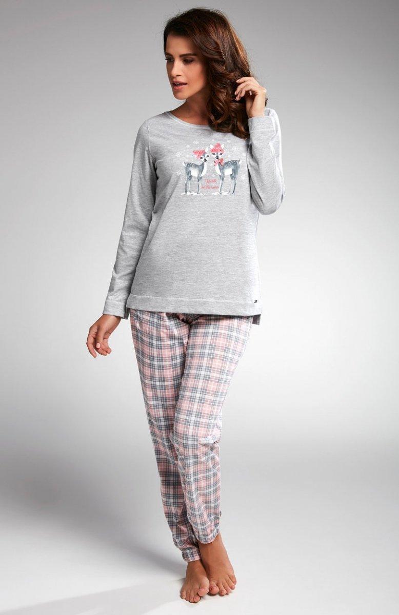 b19bcd148bdb29 Cornette 627/161 Winter Day piżama – Piżamy damskie – Bielizna nocna ...