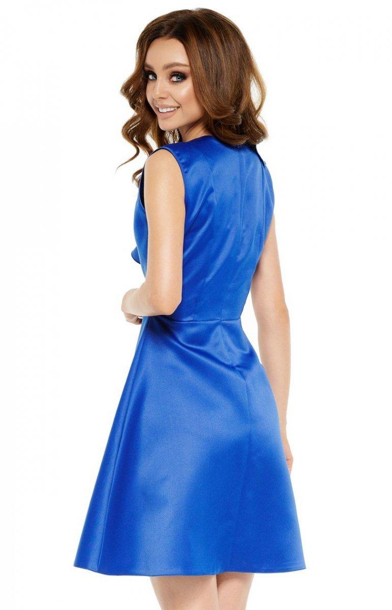 71b057ccd3 Lemoniade L259 sukienka chabrowa - Sukienki na wesela i imprezy ...